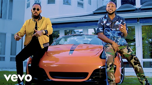 Video: Phyno - Ride For You Ft Davido Mp4 Download