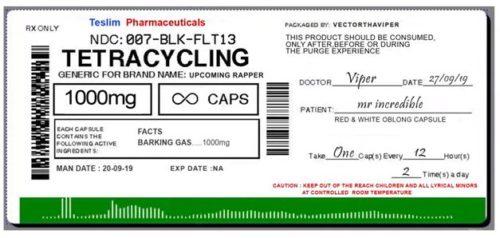 Vector - Tetracycling (M.I Abaga Diss) Mp3 Download