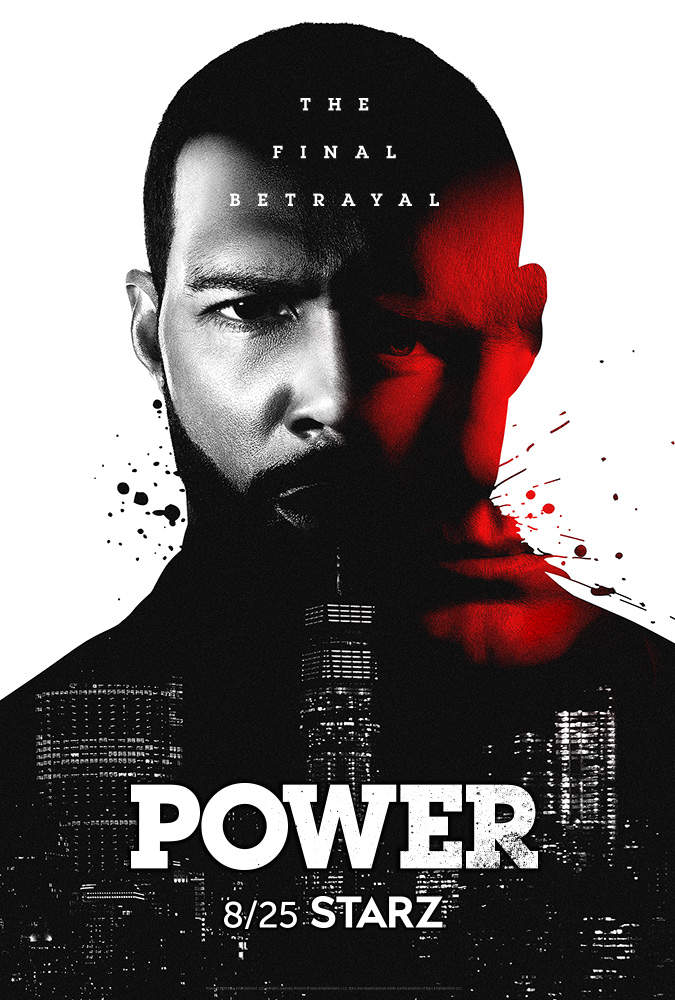 TV Series: Power Season 6 Episode 9 - Scorched Earth