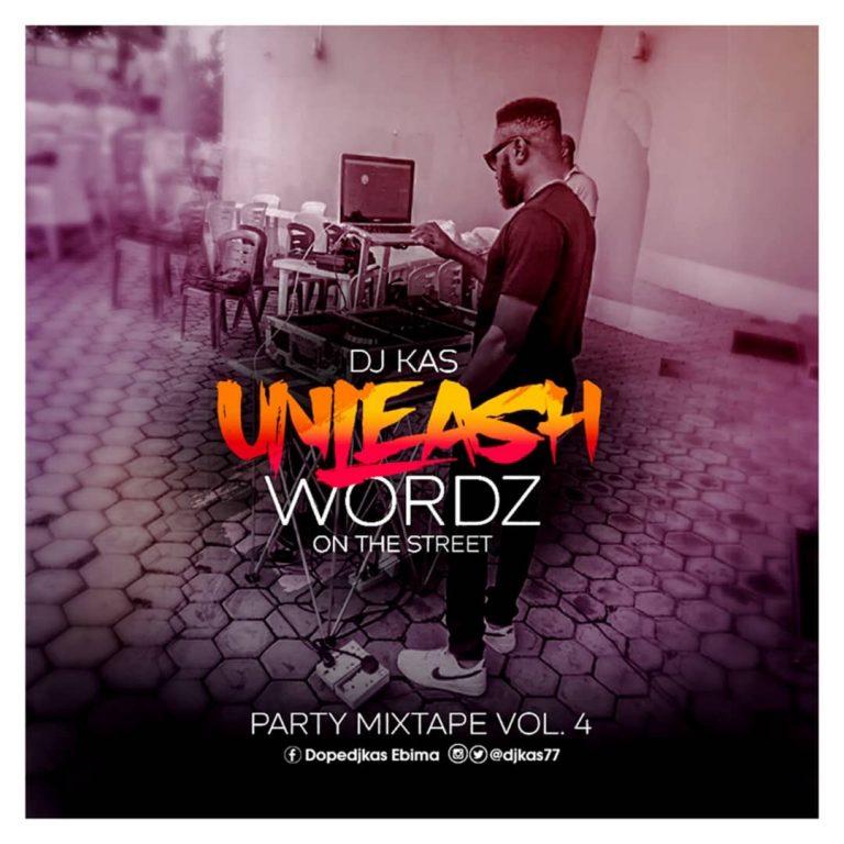 Download Mixtape: DJ Kas - Unleash Wordz On The Street