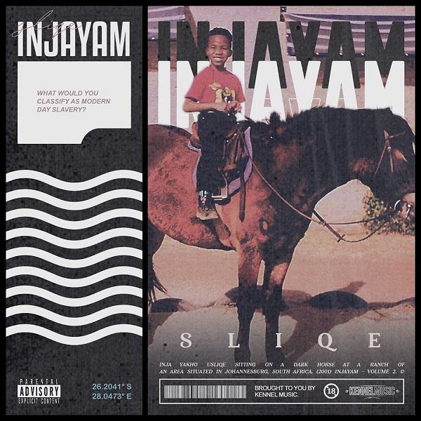 DJ Sliqe - Injayam Ft Emtee & K.O Mp3 Download