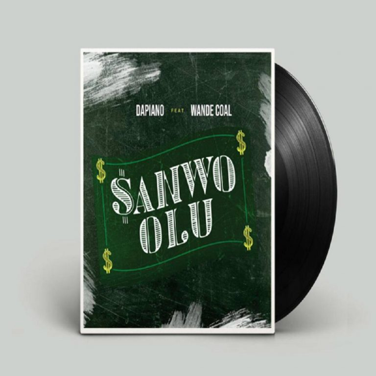 Dapiano - Sanwo Olu Ft Wande Coal Mp3 Download