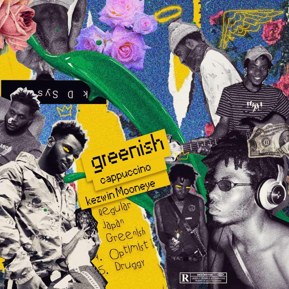 Kezwin Mooneye & Cappuccino - Greenish EP Download