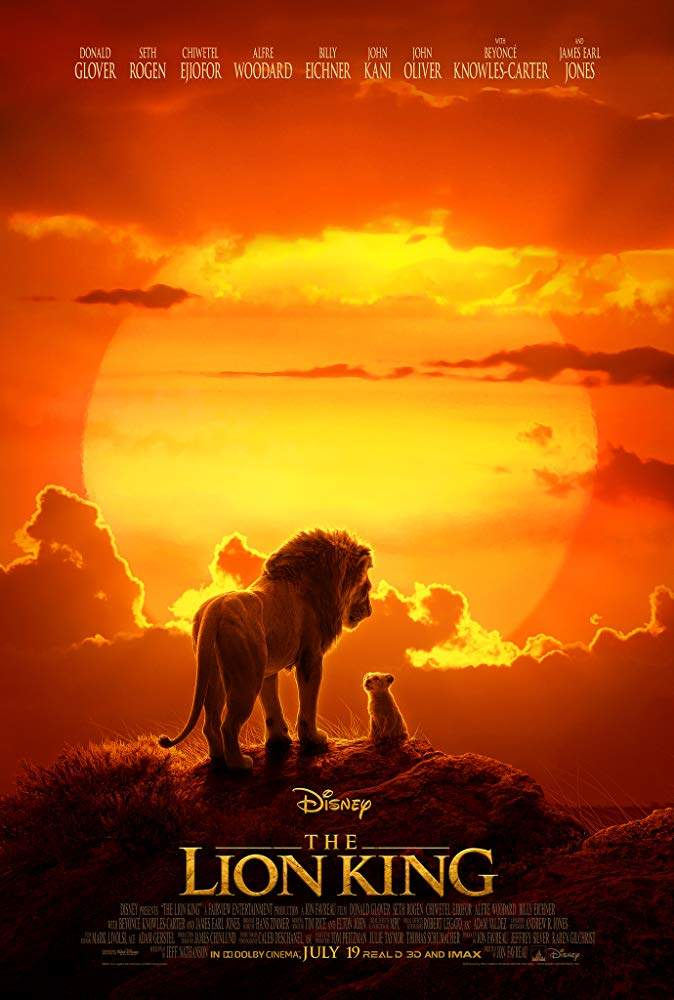 Download Movie: The Lion King (2019) [DVDrip]
