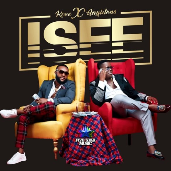 Kcee - Isee (Amen) Ft Anyidons Mp3 Download