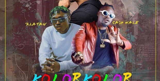 Sina Rambo - Kolor Kolor Ft Zlatan & Cash Wale Mp3 Download
