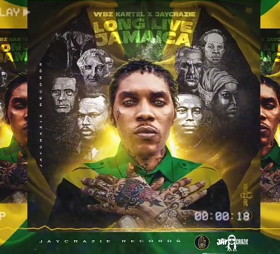 Vybz Kartel - Long Live Jamaica Mp3 Download
