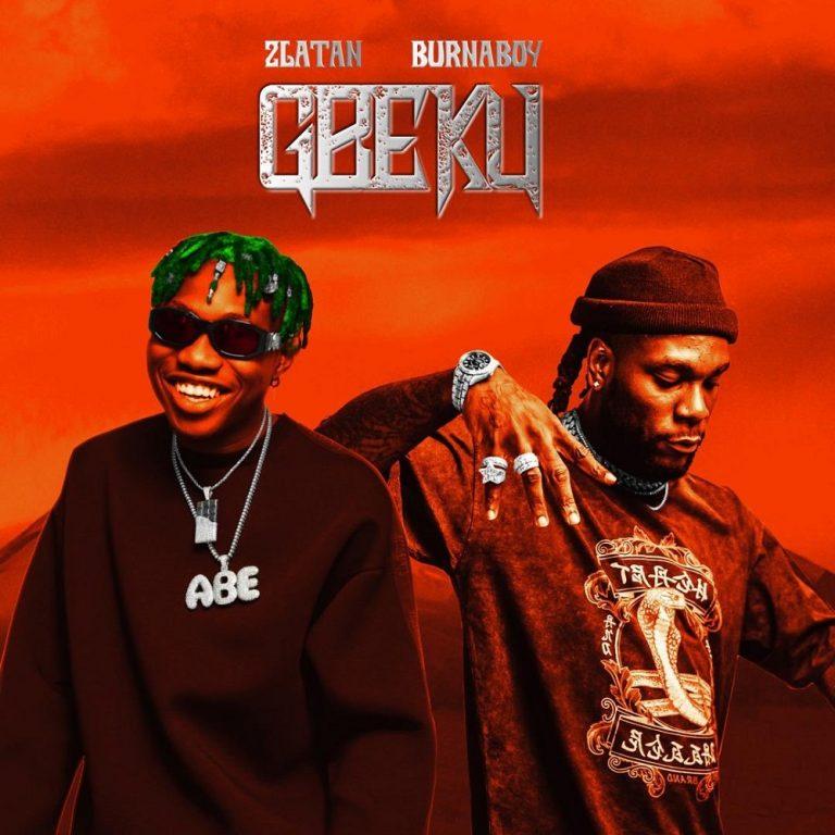 Zlatan - Gbeku Ft Burna Boy Mp3 Download