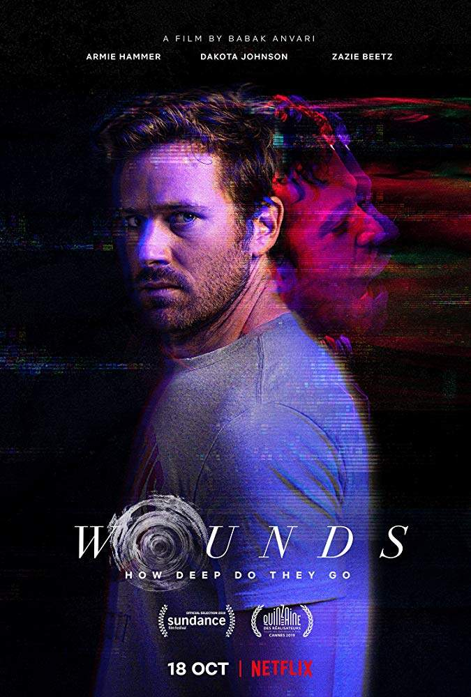 Movie: Wounds (2019)