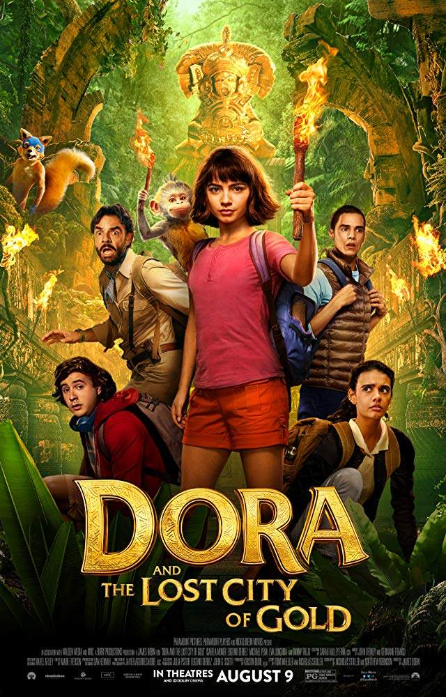 Movie: Dora and the Lost City of Gold (2019)