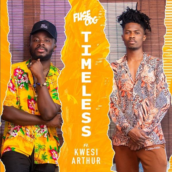 Fuse ODG - Timeless Ft Kwesi Arthur Mp3 Download