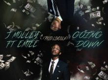 J Molley - Going Down Ft Emtee Mp3 Download