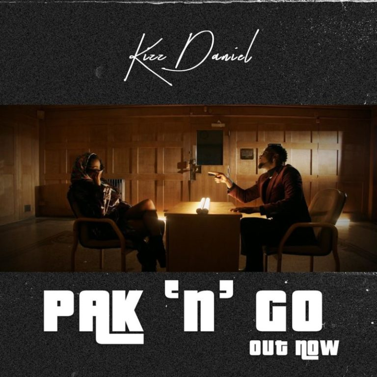 Video: Kizz Daniel - Pak N Go Mp4 Download