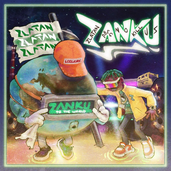 Zlatan - Super Power Ft Davido & Yonda Mp3 Download
