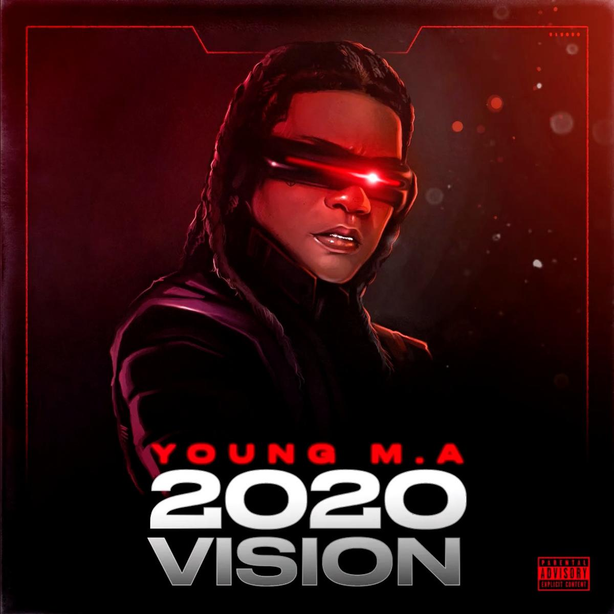 DOWNLOAD MP3 Young M.A - 2020 Vision
