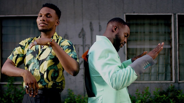 DOWNLOAD Video: DJ Neptune - Tomorrow Ft Victor AD