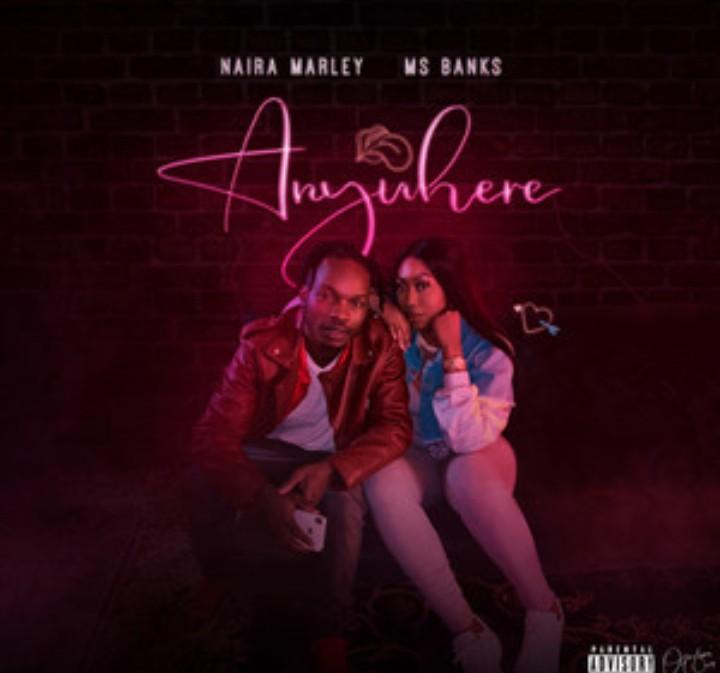 DOWNLOAD MP3 Naira Marley Ft Ms Banks - Anywhere