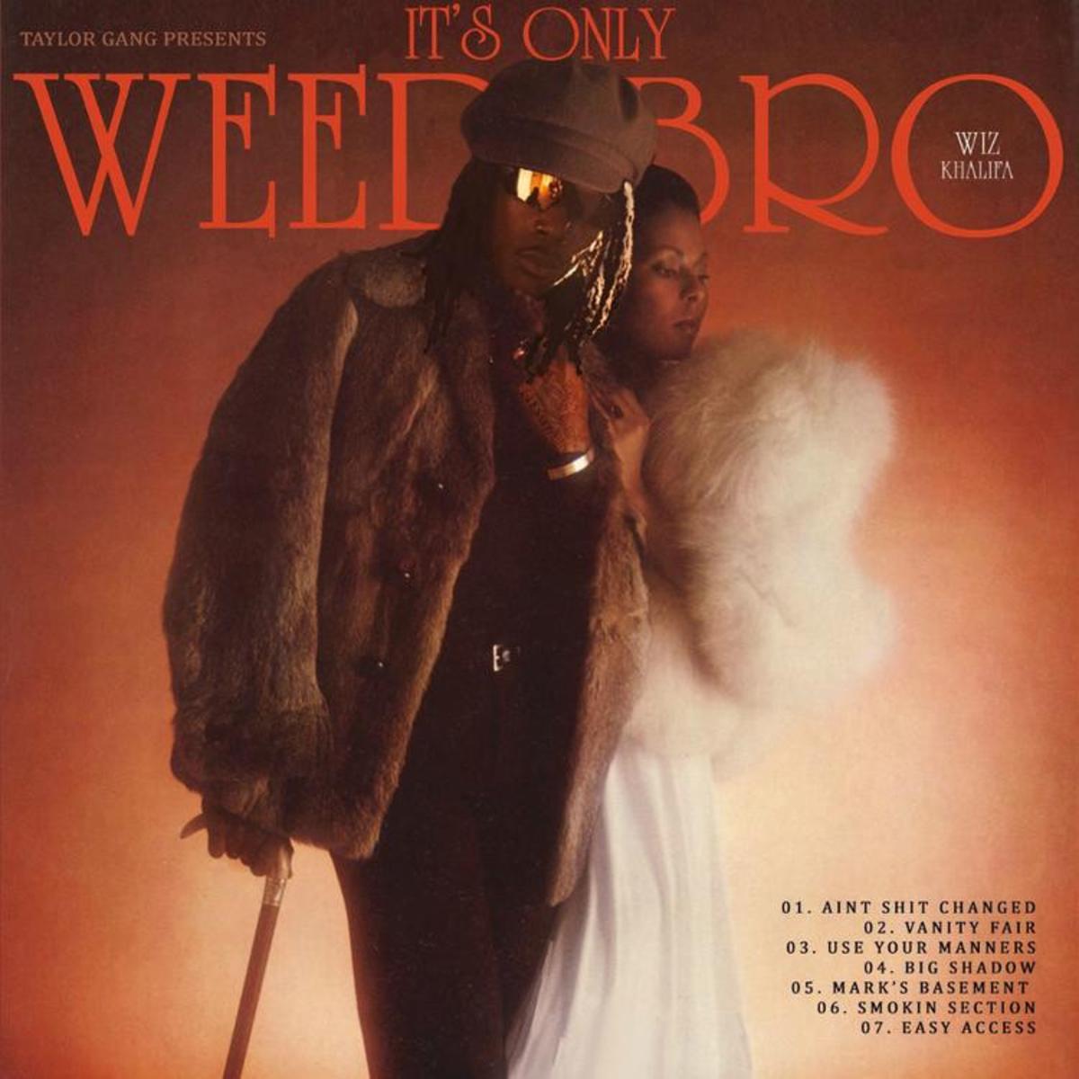 DOWNLOAD ZIP Wiz Khalifa - It's Only Weed Bro EP
