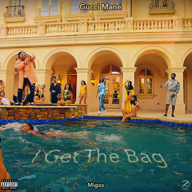 Gucci Mane Ft. Migos - I Get the Bag