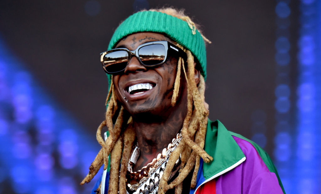 DOWNLOAD MP3 Lil Wayne - Not A Game