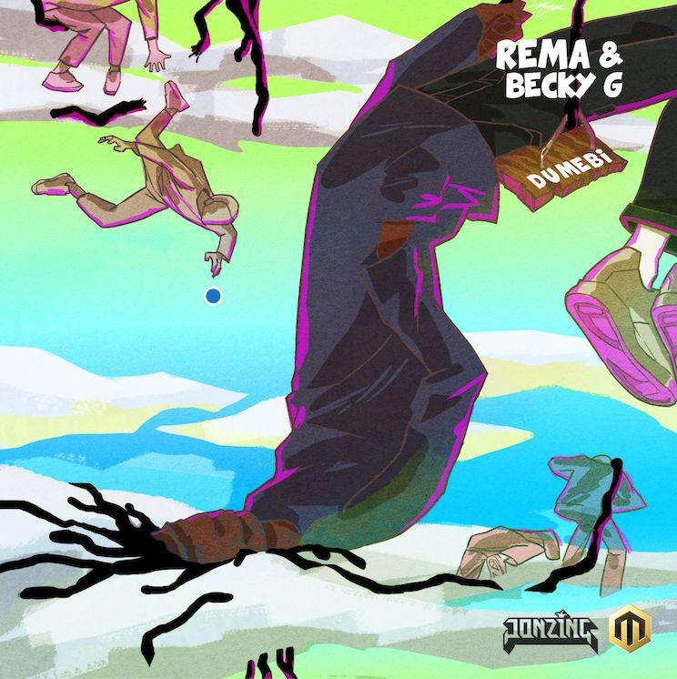 Rema - Dumebi Remix Ft Becky G
