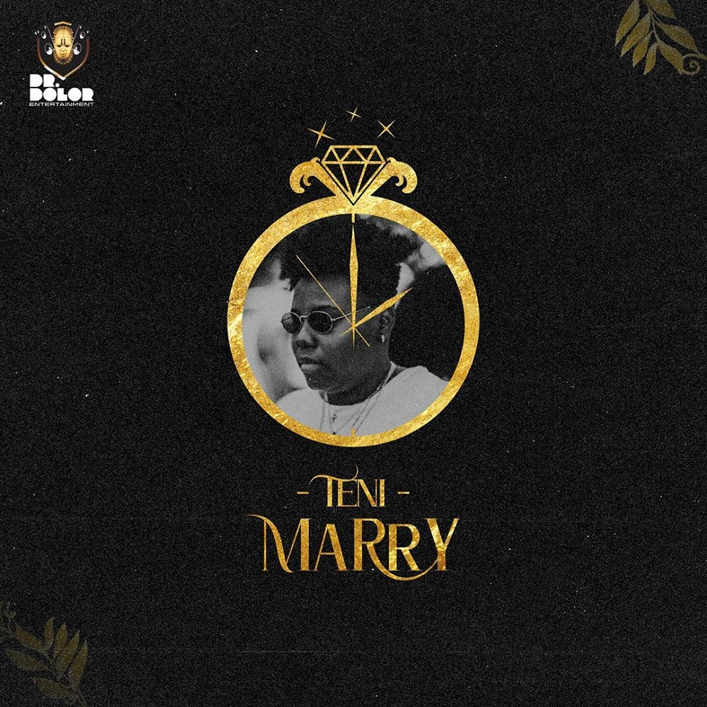 DOWNLOAD MP3 Teni - Marry