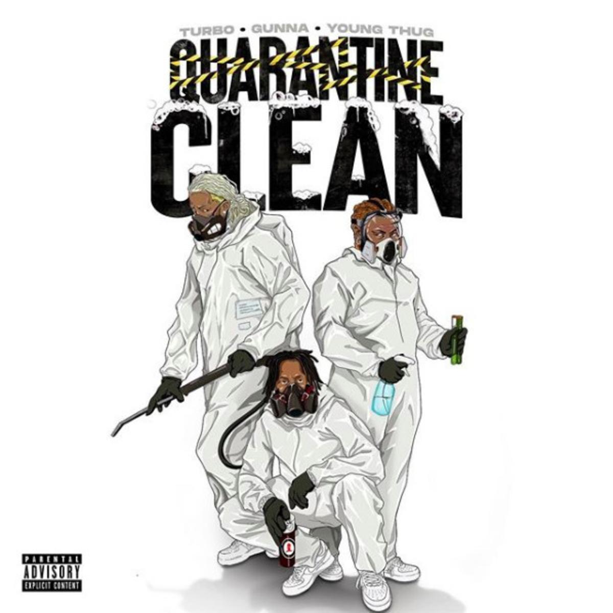 Turbo Ft. Gunna & Young Thug - Quarantine Clean