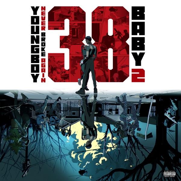 NBA Youngboy - 38 BABY 2 Album Album