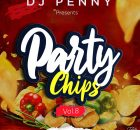 Mixtape: Dj Penny - Party chips Vol.8 (#StayHomeAndDance)