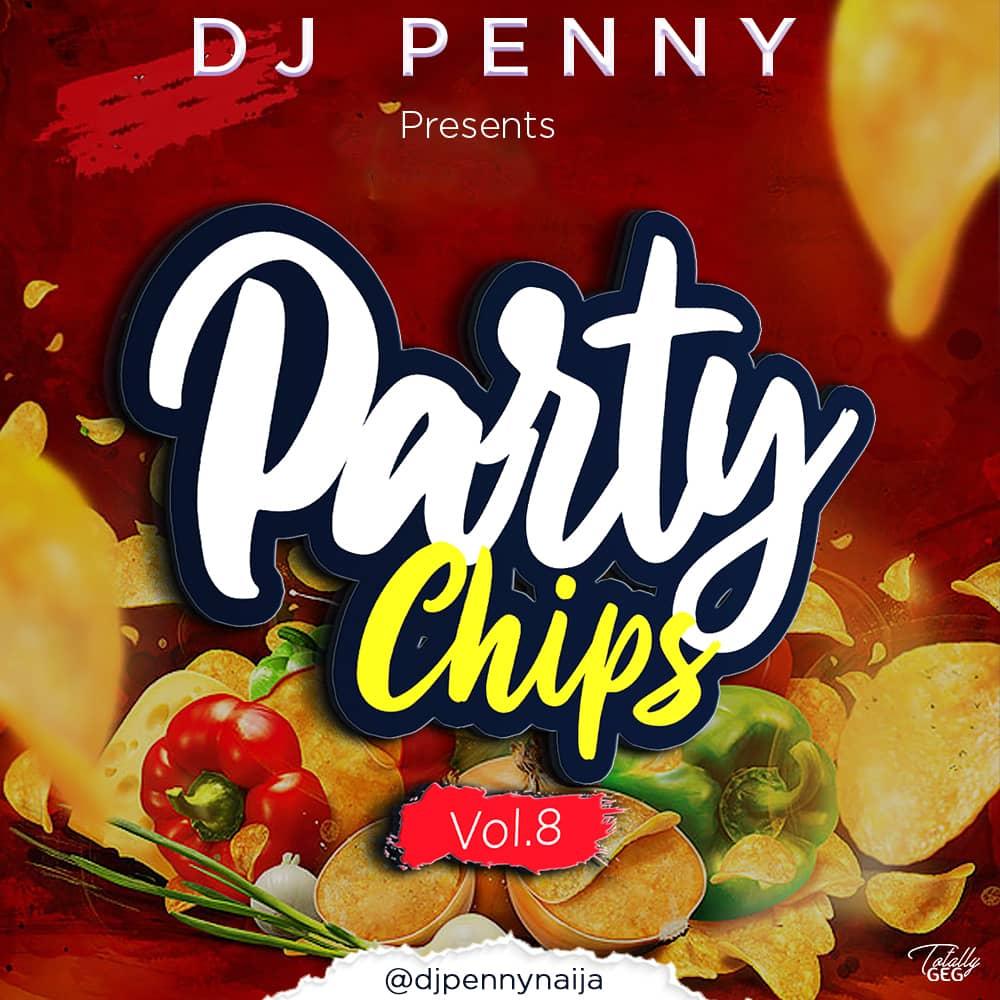 Mixtape: Dj Penny - Party chips Vol.8 (#StayHomeAndDance)