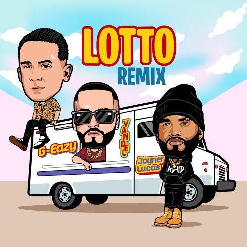 Joyner Lucas Ft. Yandel & G-Eazy - Lotto (Remix)