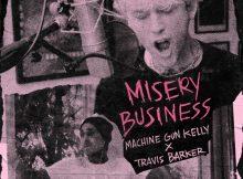DOWNLOAD MP3 Machine Gun Kelly Ft. Travis Barker - Misery Business
