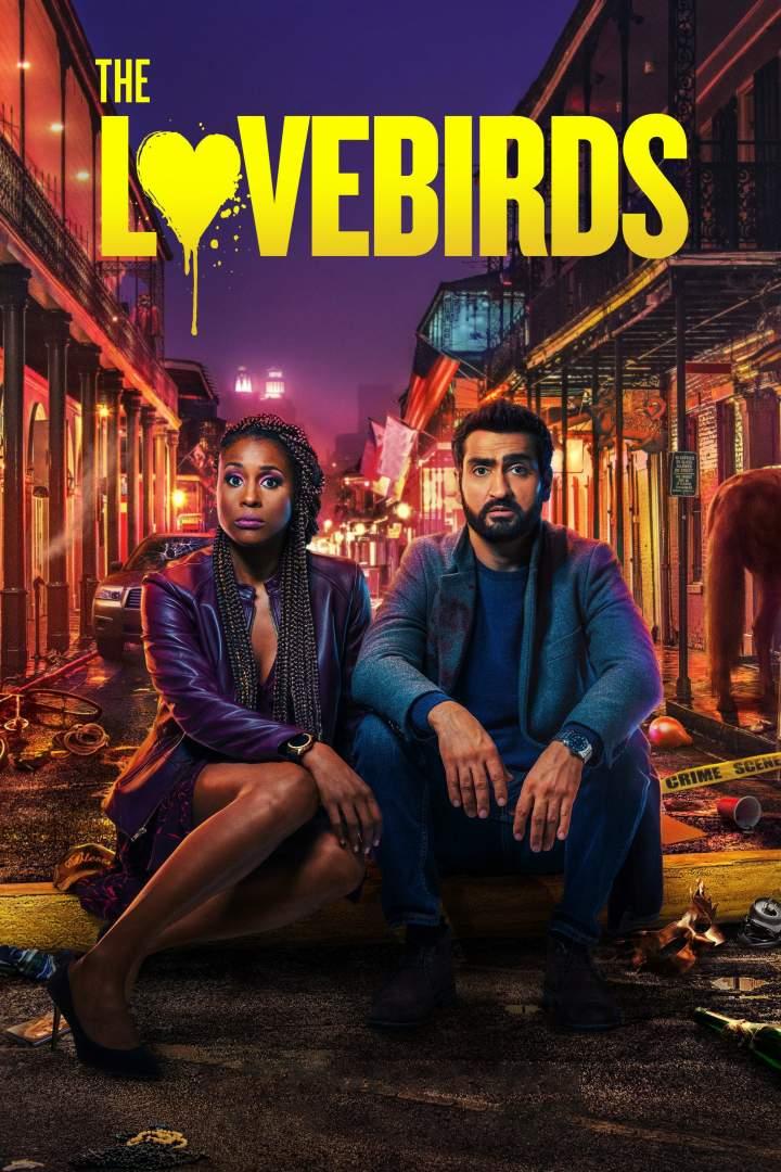 DOWNLOAD Movie: The Lovebirds (2020)