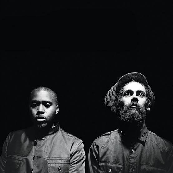 DOWNLOAD MP3 Nas Ft. Damian Marley - Patience