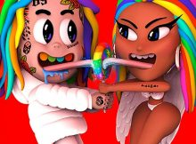 6ix9ine & Nicki Minaj - TROLLZ
