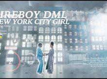 DOWNLOAD Video: Fireboy DML - New York City Girl