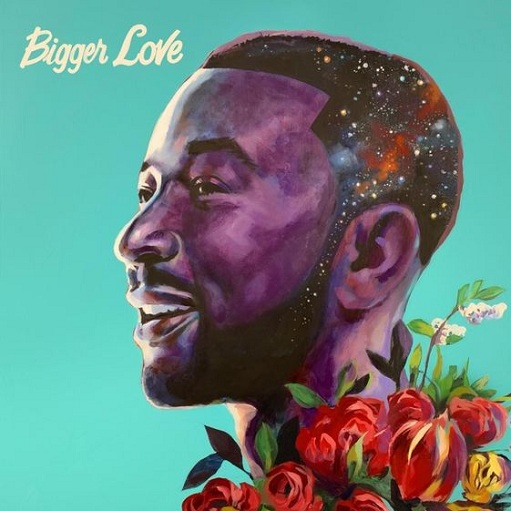 John Legend - Bigger Love Album Zip Download