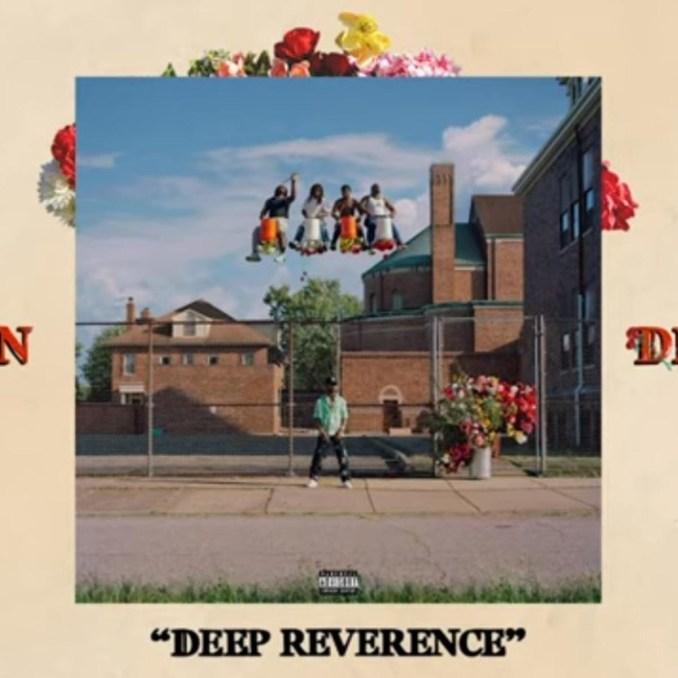 DOWNLOAD MP3 Big Sean - Deep Reverence Ft Nipsey Hussle