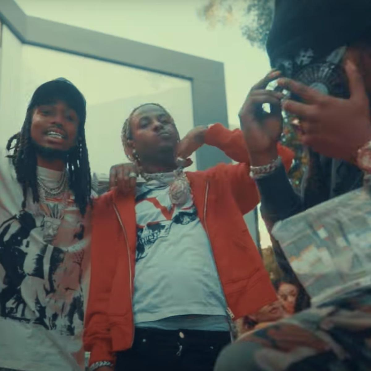 Rich The Kid, Quavo & Takeoff - Too Blessed