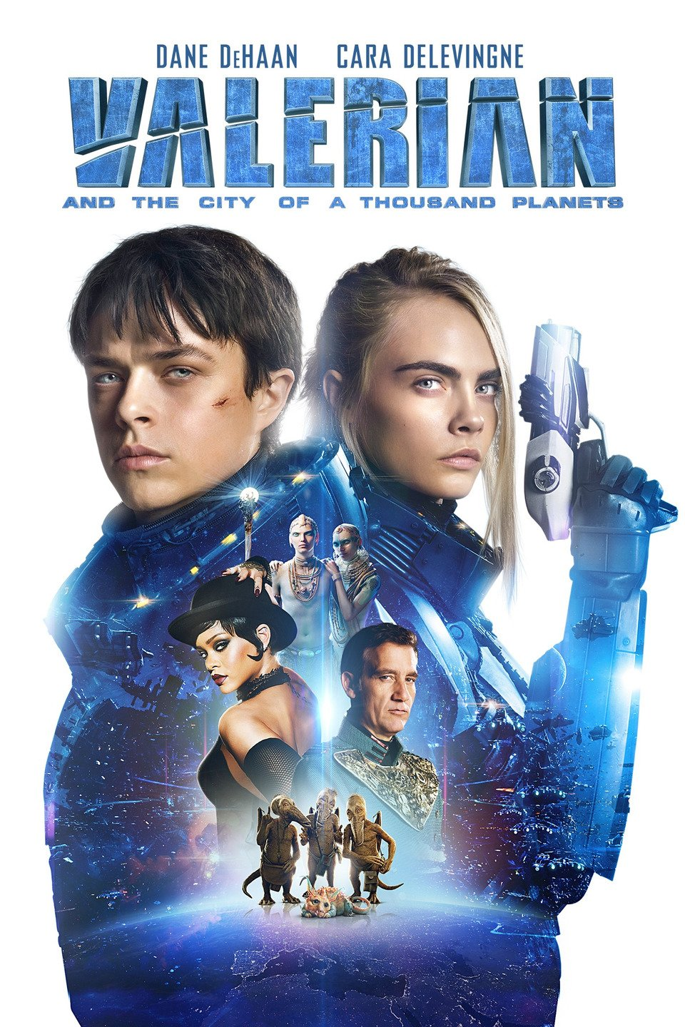 DOWNLOAD Movie: Valerian and the City of a Thousand Planets (2017)