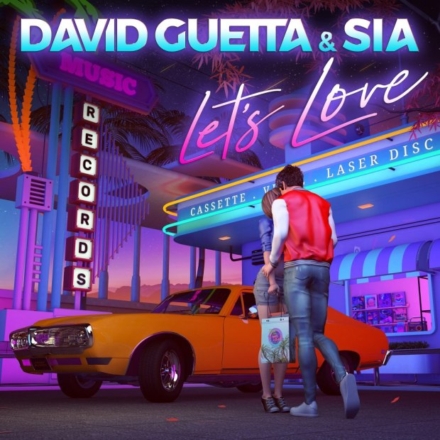 David Guetta Ft. Sia - Let's Love
