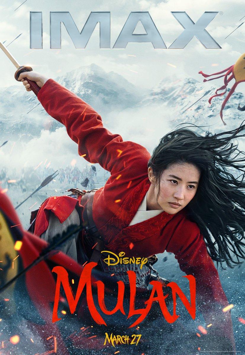 DOWNLOAD Movie: Mulan (2020)