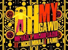 Mr Eazi & Major Lazer - Oh My Gawd Ft Nicki Minaj, K4MO