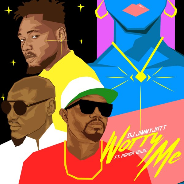 DJ Jimmy Jatt - Worry Me Ft. 2Baba