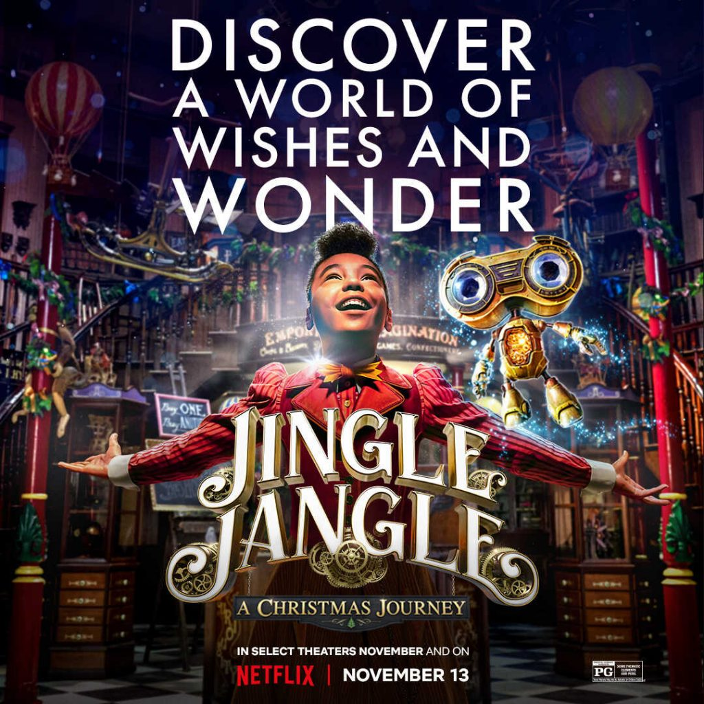 Movie: Jingle Jangle (2020)