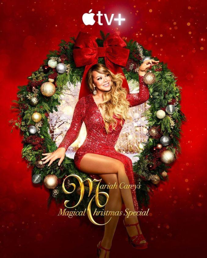 Mariah Carey - Oh Santa! Ft. Ariana Grande & Jennifer Hudson
