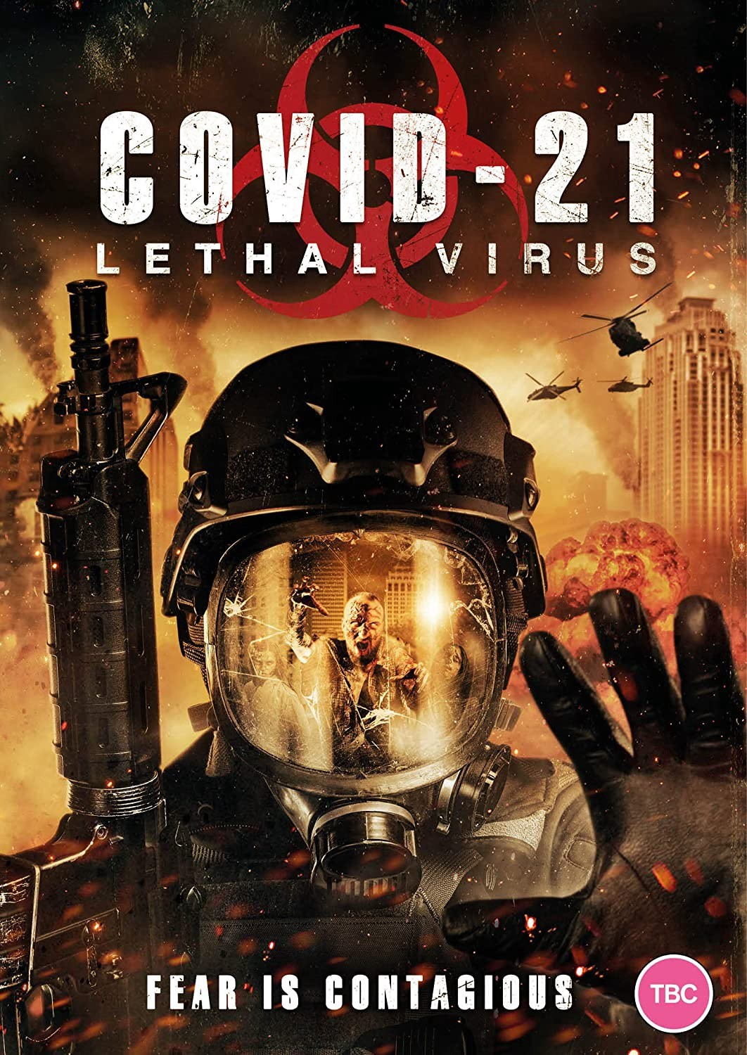 Movie: COVID-21: Lethal Virus (2021)
