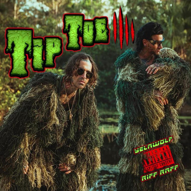 RiFF RAFF Ft. Yelawolf - TiP TOE 4