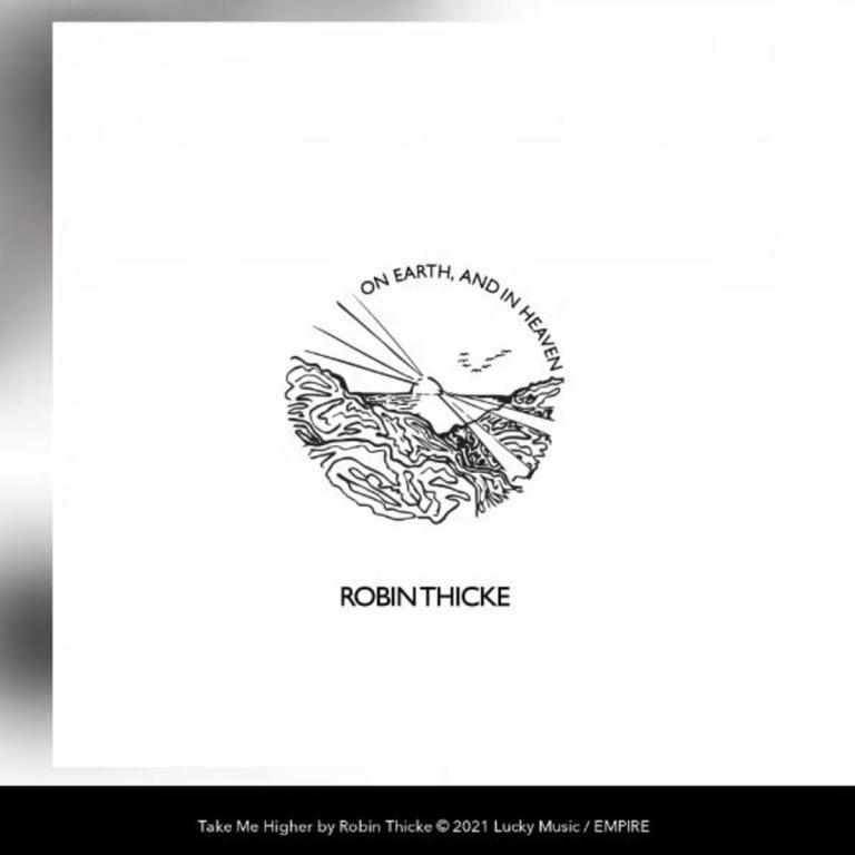 Robin Thicke - Take Me Higher