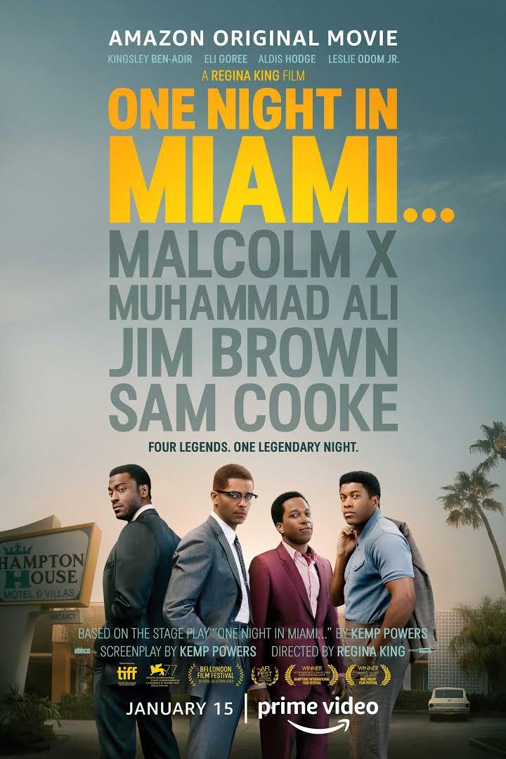 Movie: One Night In Miami (2020)